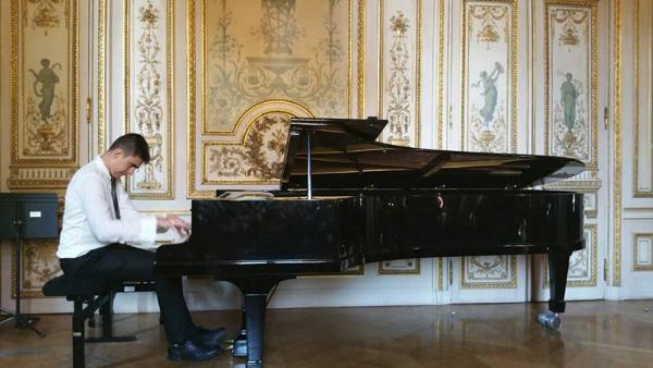 Torino concerto pianistico allunione musicale il 9 maggio