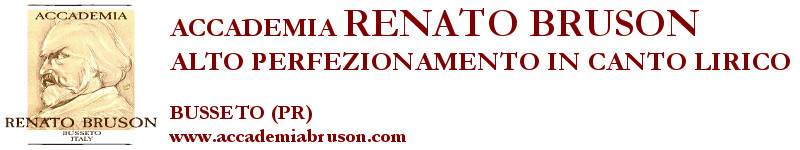 Accademia Renato Bruson