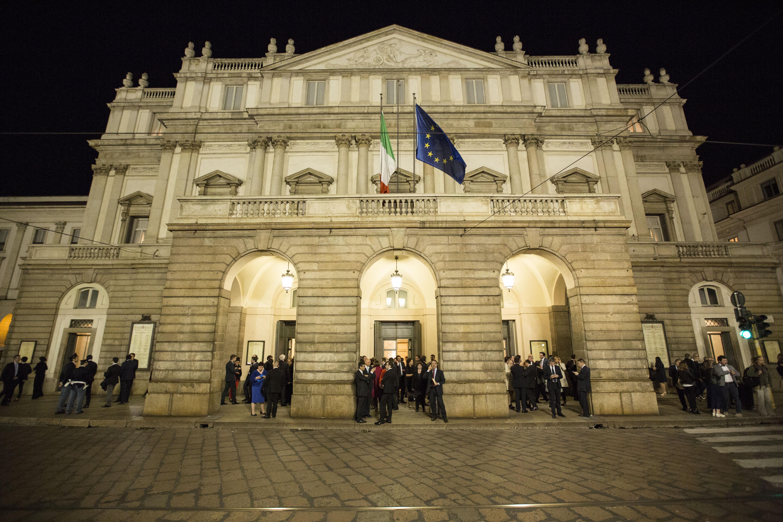 Calendario Teatro Alla Scala.Milano Stagione 2019 20 Del Teatro Alla Scala
