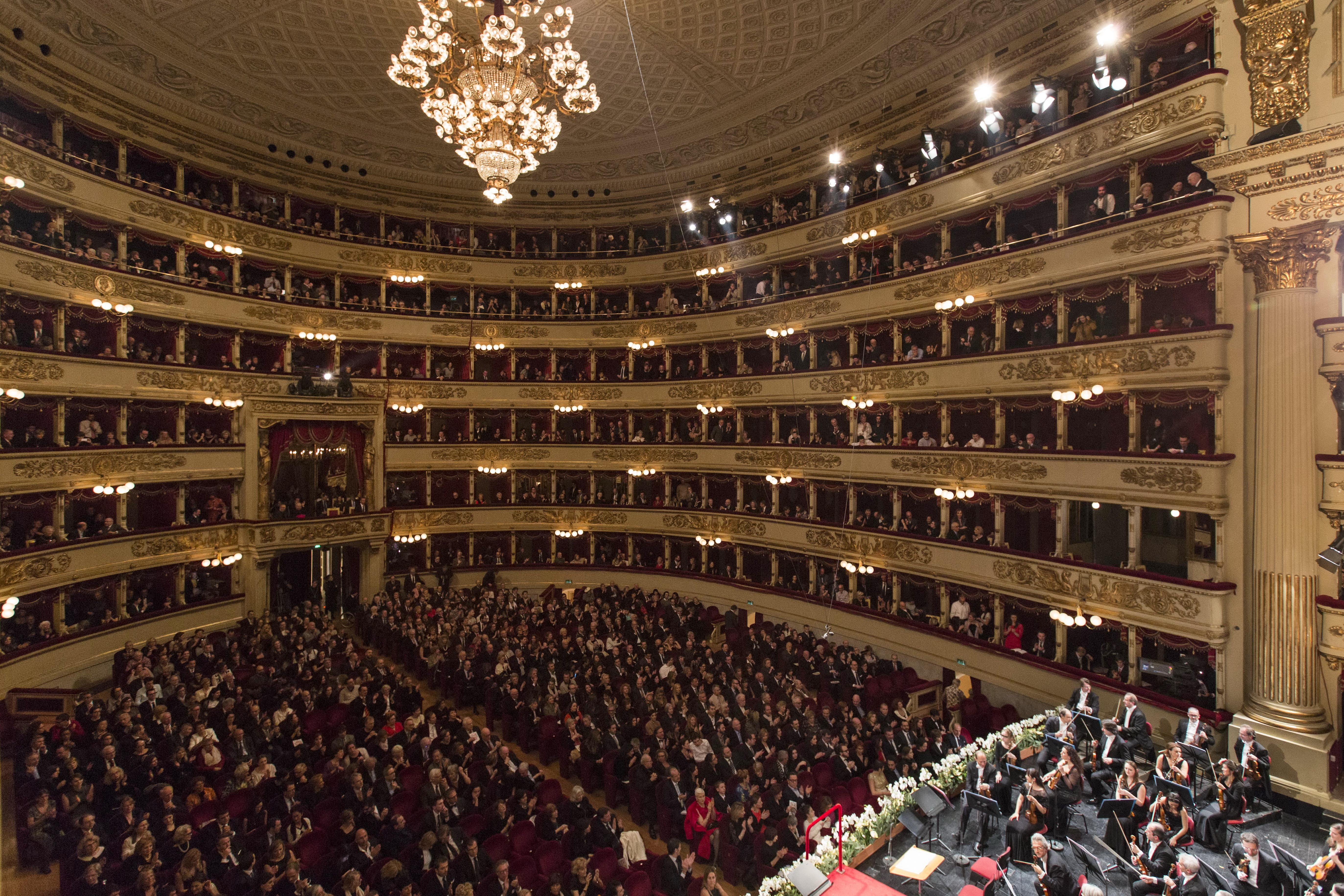 Breve storia dei teatri: la Scala di Milano